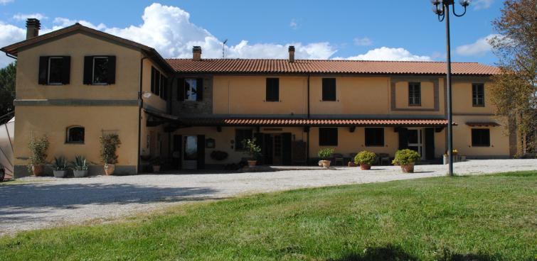 Stay in the green Umbria
